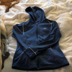 Under Armour Hooded Zip Sweatshirt